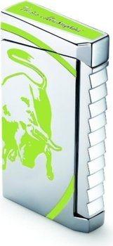 Lamborghini Feuerzeug 'Toro' grün