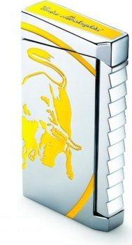 Lamborghini Feuerzeug 'Toro' gelb