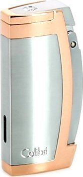 Colibri Enterprise 1 Jet chrome satin / rose gold