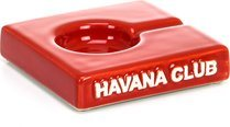 Havana Club Solito Aschenbecher rot
