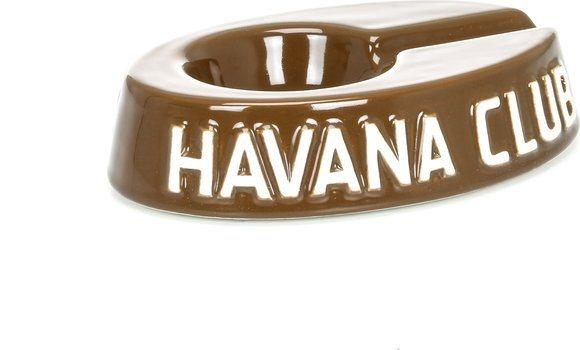 Havana Club Egoista Aschenbecher braun