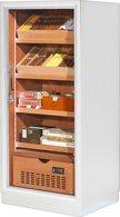 Ravenna 120 Deluxe Humidorschrank weiß