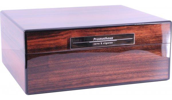 Prometheus Humidor Milano Makassar 50