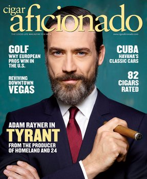 Cigar Aficionado Magazin - Jul / Aug 2016