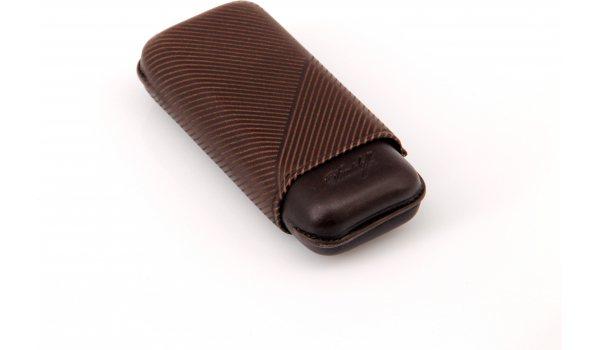 Davidoff Zigarrenetui Leder R-2 braun 1