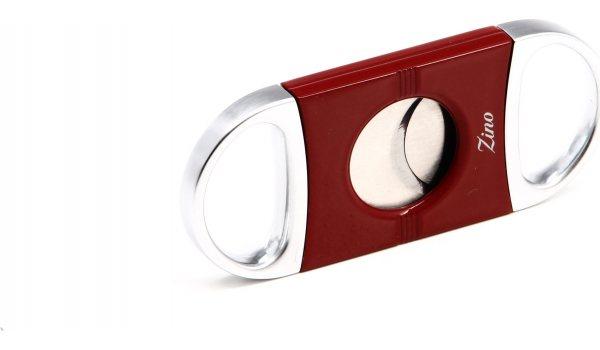 Zino Z2 Doppelklingencutter Rot