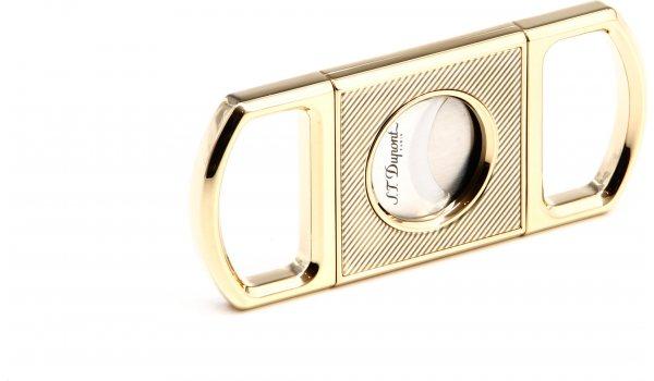 S.T. Dupont  Zigarrencutter Maxi James Bond gold