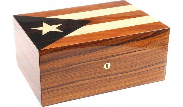 Gentili Humidor Kubanische Intarsie 30 Zigarren