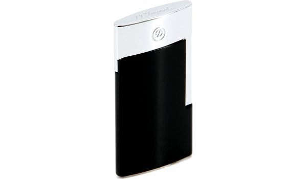 S.T. Dupont E-Slim Elektrofeuerzeug Schwarz