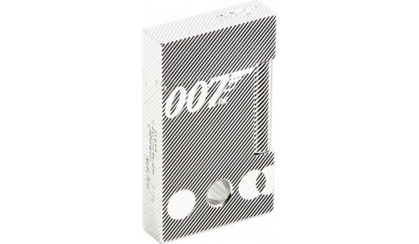 S.T. Dupont Ligne 2 Feuerzeug 007 James Bond Palladium