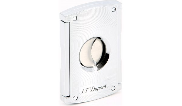 S.T. Dupont Maxijet Zigarrencutter Schwingung Chrom