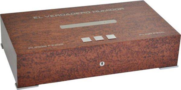 Elie Bleu New Medal 110-Zigarren-Humidor aus Bubinga