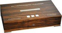 Elie Bleu New Medal 110-Zigarren-Humidor aus Eichenholz