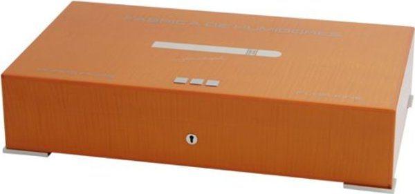 Elie Bleu New Medal oranger 110-Zigarren-Humidor