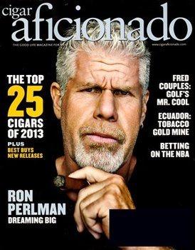 Magazin Cigar Aficionado Jan/Feb 2014