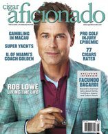 Magazin Cigar Aficionado - Jul/Aug 2014
