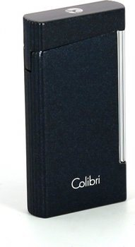 Colibri Voyager dark blue metallic / chrome polished