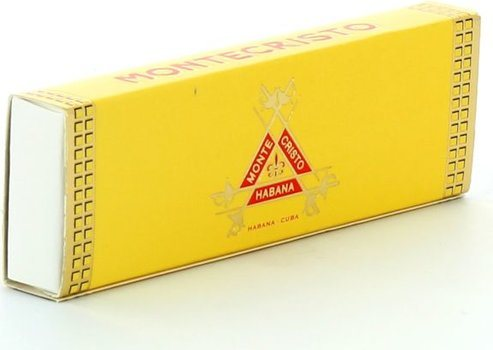 Zigarrenstreichhölzer 'Montecristo'