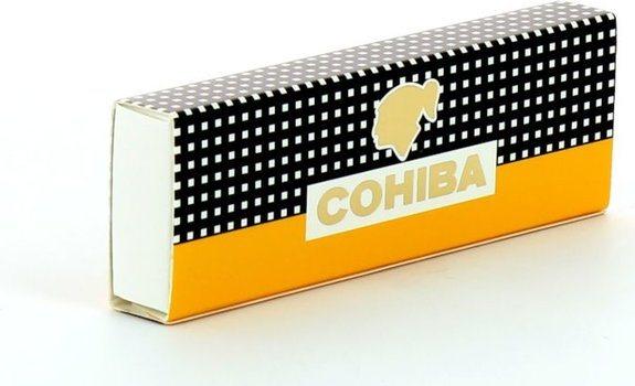 Zigarrenstreichhölzer 'Cohiba'