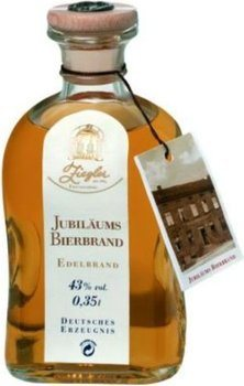 Ziegler Jubiläums Bierbrand 0,35l - Zigarrenbrand
